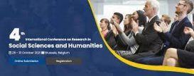 4th International Conference on Research in Social Sciences and Humanities