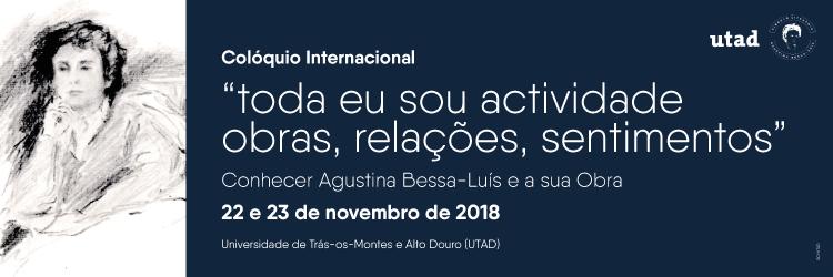 banner Agustina Bessa Luis coloquio internacional gform