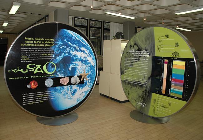 Exposição Evolução: Uma Resposta a um Planeta em Mudança