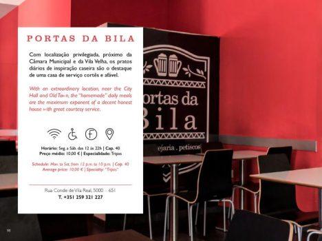 Guia de Restauração de Vila Real 2018 97
