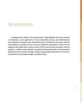 Abandono na Universidade de Trás os Montes e Alto Douro Estudo Exploratório 10