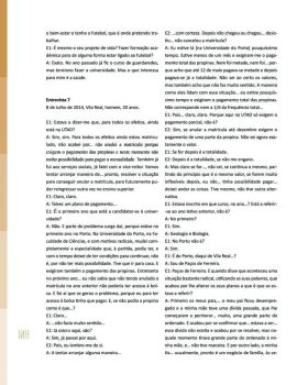 Abandono na Universidade de Trás os Montes e Alto Douro Estudo Exploratório 109