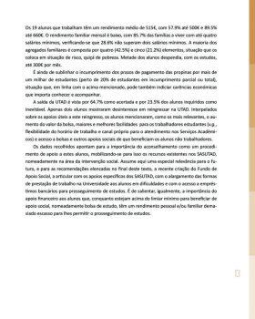 Abandono na Universidade de Trás os Montes e Alto Douro Estudo Exploratório 14