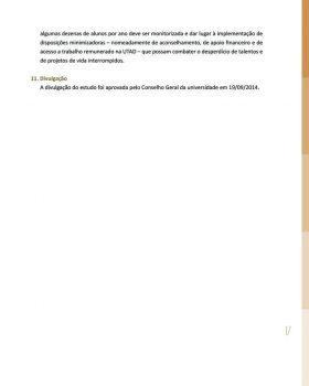 Abandono na Universidade de Trás os Montes e Alto Douro Estudo Exploratório 18