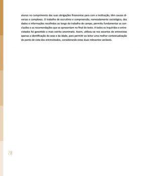 Abandono na Universidade de Trás os Montes e Alto Douro Estudo Exploratório 21