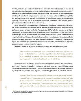 Abandono na Universidade de Trás os Montes e Alto Douro Estudo Exploratório 25