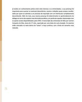 Abandono na Universidade de Trás os Montes e Alto Douro Estudo Exploratório 27