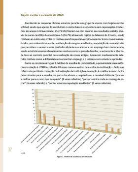 Abandono na Universidade de Trás os Montes e Alto Douro Estudo Exploratório 33