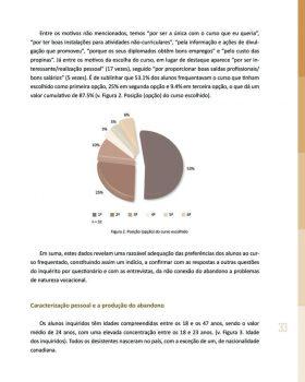 Abandono na Universidade de Trás os Montes e Alto Douro Estudo Exploratório 34