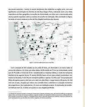 Abandono na Universidade de Trás os Montes e Alto Douro Estudo Exploratório 38