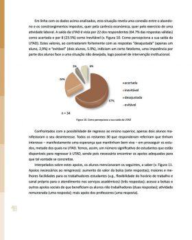 Abandono na Universidade de Trás os Montes e Alto Douro Estudo Exploratório 49