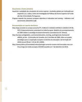 Abandono na Universidade de Trás os Montes e Alto Douro Estudo Exploratório 57