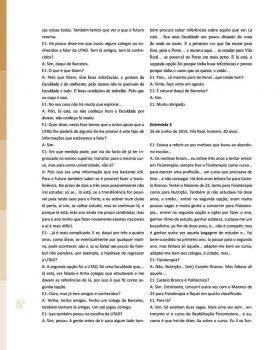 Abandono na Universidade de Trás os Montes e Alto Douro Estudo Exploratório 83