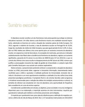 Abandono na Universidade de Trás os Montes e Alto Douro Estudo Exploratório zoom 12