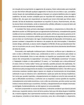 Abandono na Universidade de Trás os Montes e Alto Douro Estudo Exploratório zoom 13