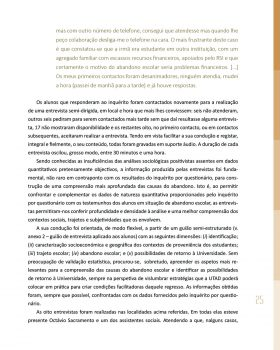 Abandono na Universidade de Trás os Montes e Alto Douro Estudo Exploratório zoom 26