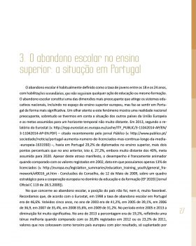 Abandono na Universidade de Trás os Montes e Alto Douro Estudo Exploratório zoom 28