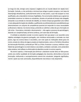 Abandono na Universidade de Trás os Montes e Alto Douro Estudo Exploratório zoom 30