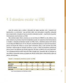 Abandono na Universidade de Trás os Montes e Alto Douro Estudo Exploratório zoom 32