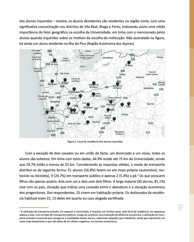 Abandono na Universidade de Trás os Montes e Alto Douro Estudo Exploratório zoom 38
