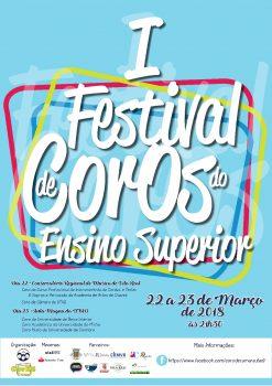 Cartaz Festival CorES